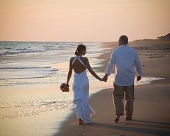 Ocean Wedding Theme