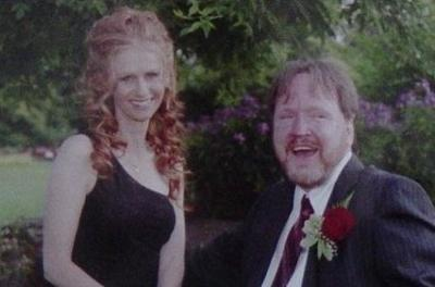 Maid of honor & Best Man at a recent family wedding