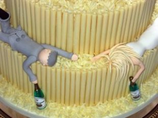 Unusual Wedding Cakes 4 Unique And Unusual Cakes - Coolest Wedding Cakes