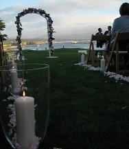 Wedding Arch Reception Decorations