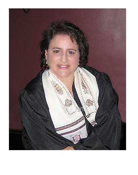 Jewish Wedding Rabbi: Andrea Frank